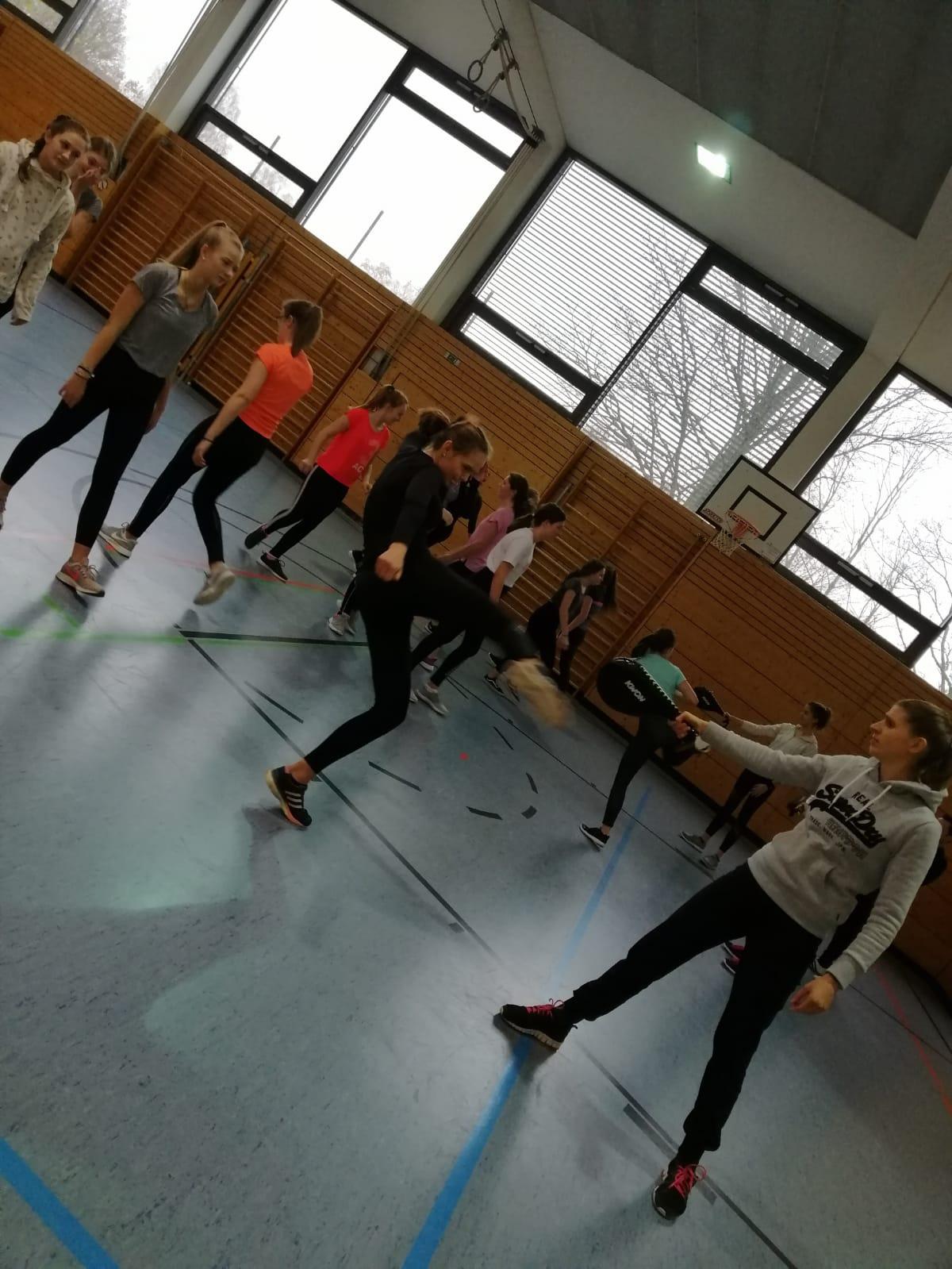 Gymnasium Untergriesbach Kampfsport